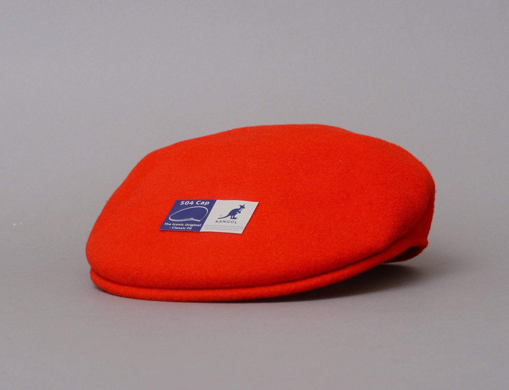 Kangol Wool 504 Red