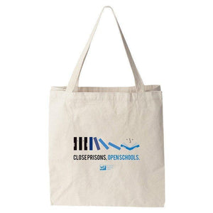 Justice Tote Bag by Juana Medina Tote Bag Working Families P(ART)Y