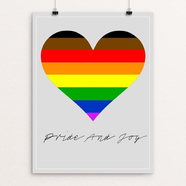 "Pride and Joy by Bob Rubin 12"" by 16"" Print / Unframed Print Creative Action Network"