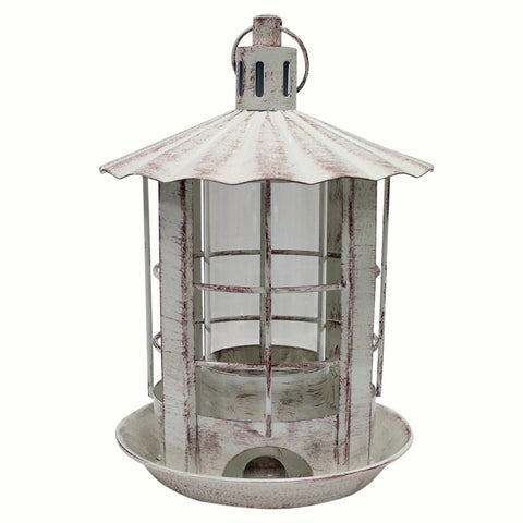 Parkview Feeder Antique White