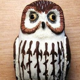 Songbird Essentials Poly-resin Owl Statuette