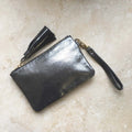 Mini Masai Mara Clutch Dark Grey Metallic