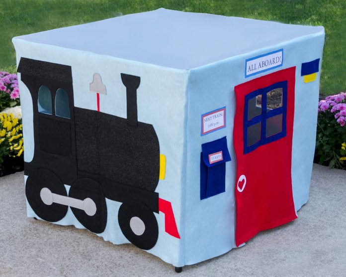 train playhouse