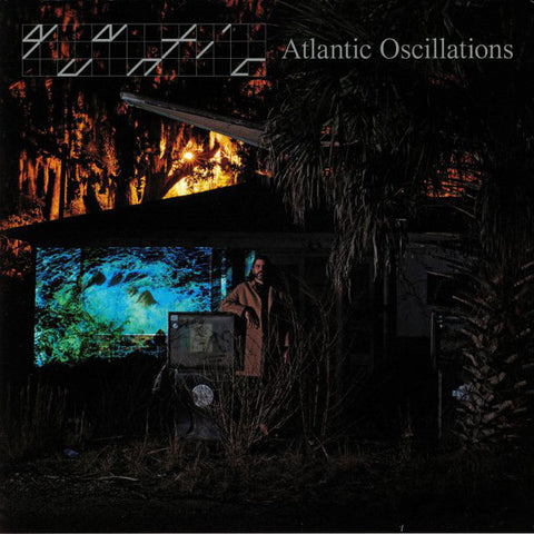 Quantic ‎– Atlantic Oscillations : Tru Thoughts ‎– TRULP 370 : 2 × Vinyl, LP, Album