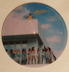 "Tyga ‎– Taste : Empire ‎– ERE 439, Last Kings Entertainment ‎– ERE 439 : Vinyl, 7"", 45 RPM, Picture Disc"