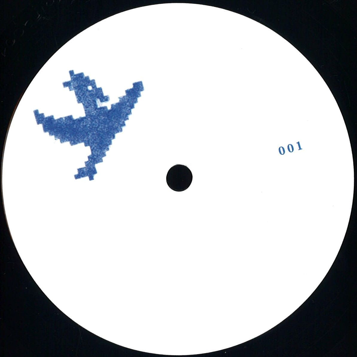 "Unknown Artist ‎– 001 : Got It From Slsk Records ‎– GIFS001 : Vinyl, 12"", 33 ⅓ RPM, EP, Limited Edition"