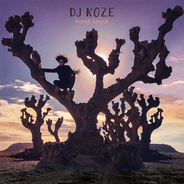 "DJ Koze ‎– Knock Knock : Pampa Records ‎– PAMPALP013 : 2 × Vinyl, LP, Album, Club Edition, Limited Edition, Numbered, Purple  Vinyl, 7"", 45 RPM"