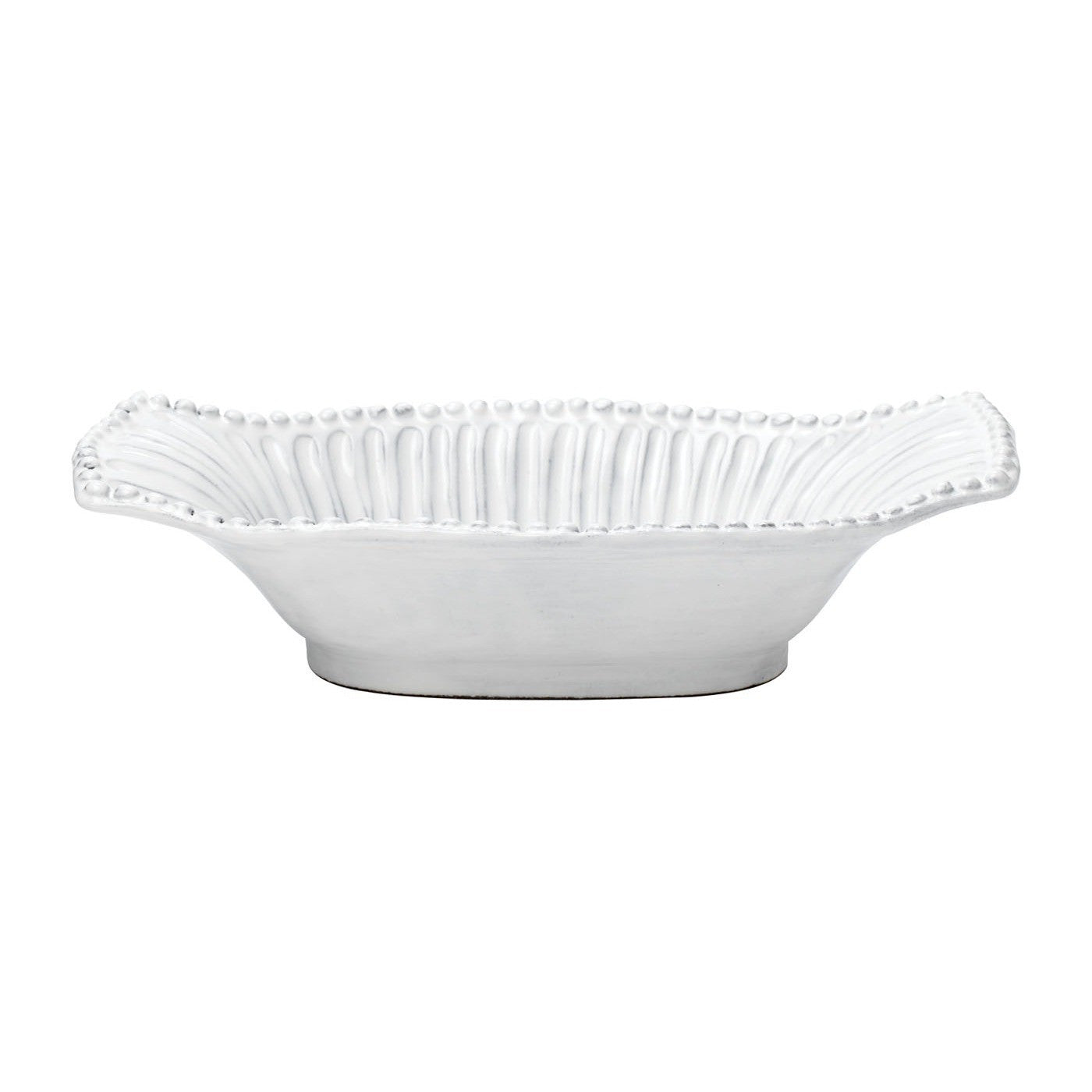 Incanto Stripe Small Au Gratin Dish , tableware - Vietri, Pezzo Bello  - 1