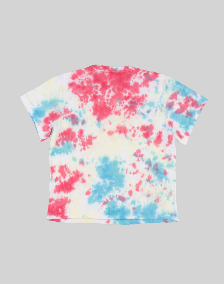 The Classic Tee - Burst Tie Dye