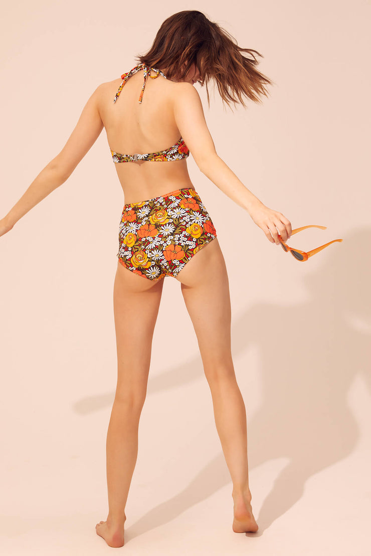 Woodstock Underwire Bottom - Floral