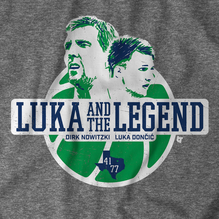 Luka & The Legend