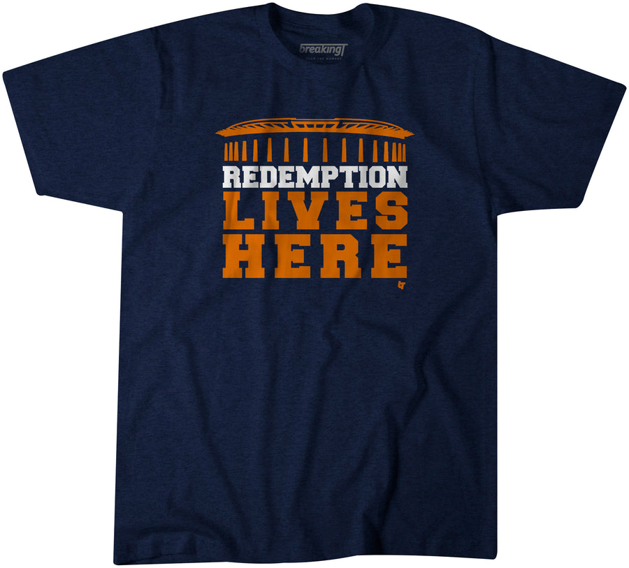 Redemption Lives Here