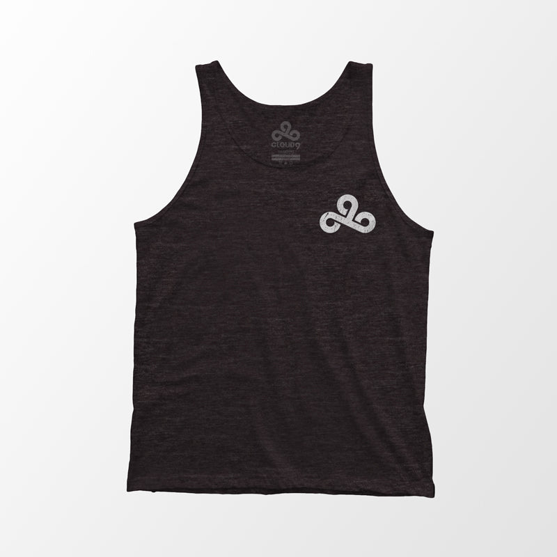 Cloud9 Charcoal Triblend Tank Top