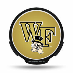 Wake Forest POWERDECAL® + Lens