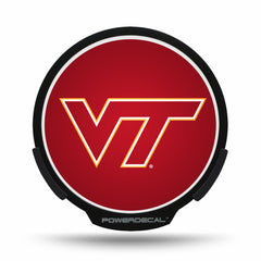 Virginia Tech POWERDECAL® + Lens