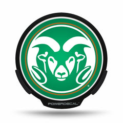 Colorado State POWERDECAL® + Lens