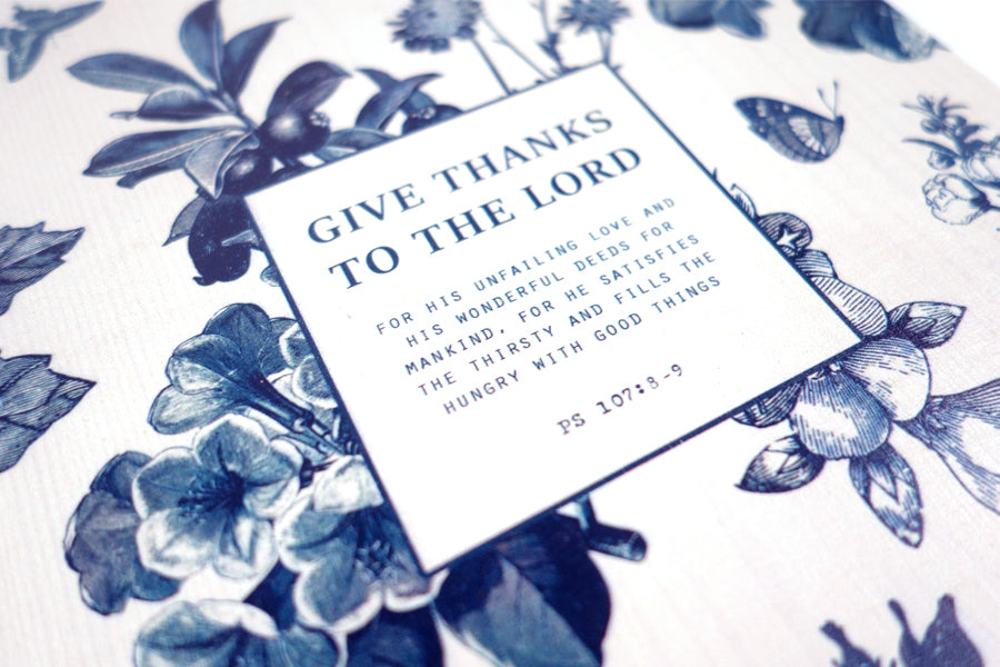 Give Thanks {Wood Board}