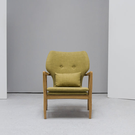 Enjoyable Armchairs At Edito Furniture Tagged Chartreuse Beatyapartments Chair Design Images Beatyapartmentscom