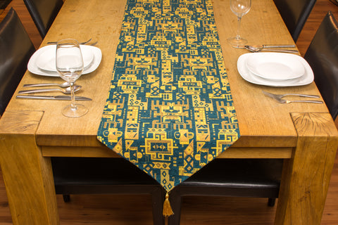 Totem Table Runner