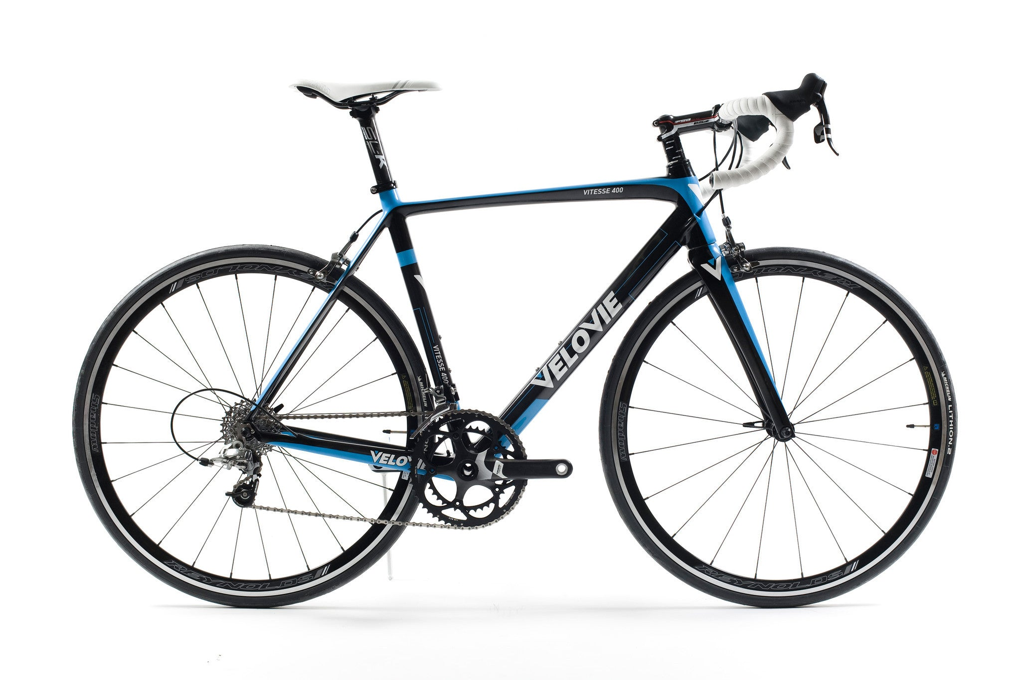 Vitesse 400 + SRAM FORCE 22 (Blue/Black)