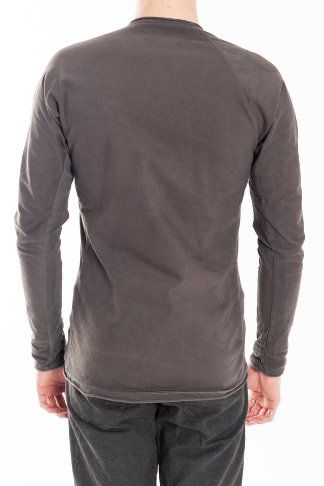 Layer-0 T-shirt 75M in Grey