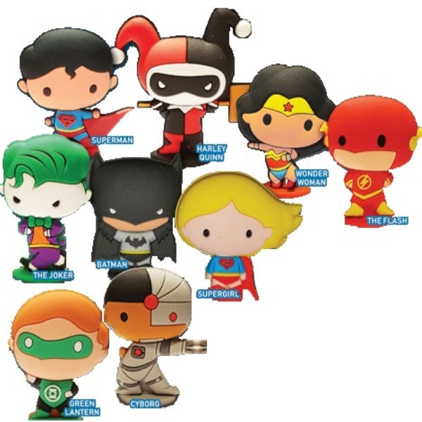 "DC Comics Figurines 2"" Capsules Product Detail"