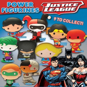 "DC Comics Figurines 2"" Capsules"