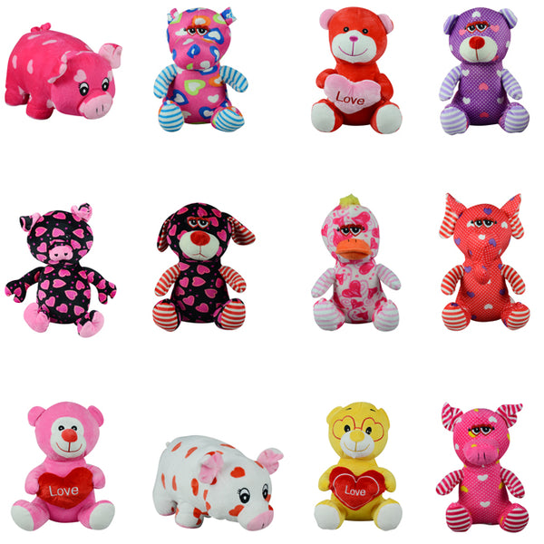Product detail for generic jumbo size plush toys
