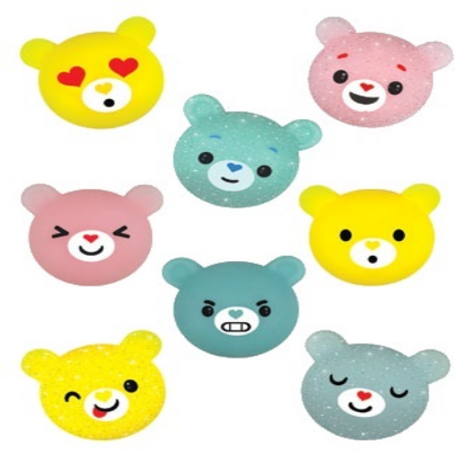"CareMoji Squishimals 2"" Capsules Product Detail"