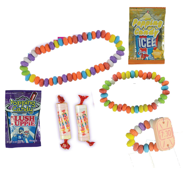 Candy Jewelry 2 Inch Toy Capsules Product Detail