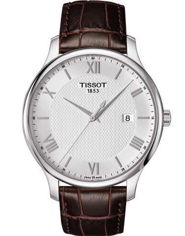 Tissot T-Classic Tradition Quartz Watch - T063.610.16.038.00 - 760812