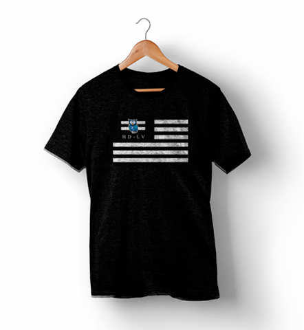 HDLV-USA FLAG | Political Shirts