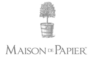 Classic stationery and paper gifts.  Maison de Papier creates unique products with the look and style of luxury goods at a much more affordable price.