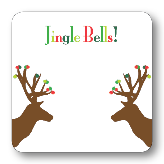 Deer Jingle Bells