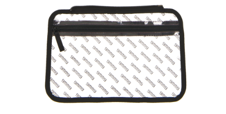 EMME Pouch - Clear TSA Compliant Removable Pouch - OUT OF STOCK