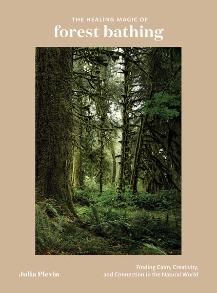 The Healing Magic of Forest Bathing: Finding Calm, Creativity, and Connection in the Natural World