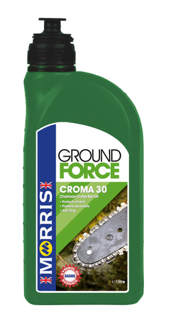 Ground Force Croma 30 Chain & Cutter Bar Oil