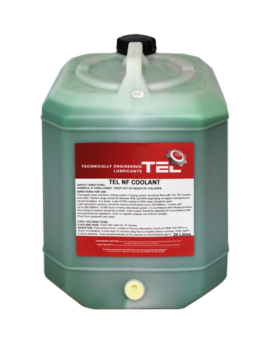 TEL AC-9 NF Concentrate Coolant