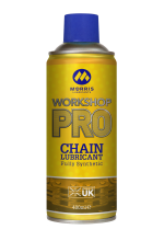 Workshop PRO Chain Lubricant (Fully Syn) (formerly MLR Fully Synthetic Chainlube)