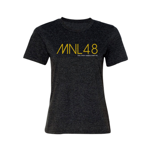 MNL48 Fashion Fit Crew Neck Tee (Women's)