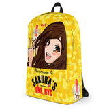 Welcome To Sakura's Backpack (Yellow)