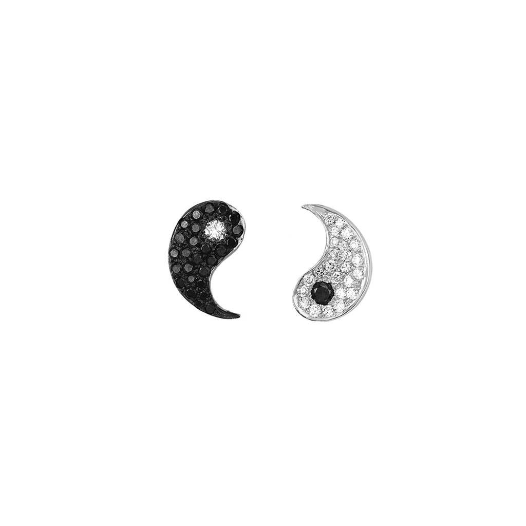 Yin Yang Earrings Yin Yang Earrings