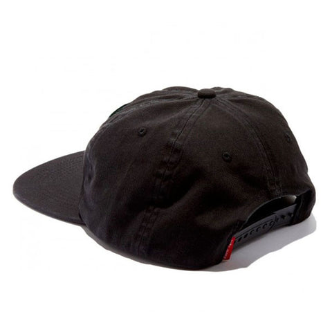 Dog Funnie Snapback Black