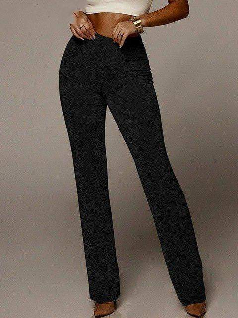 Bodycon Casual High Waist Bottoms