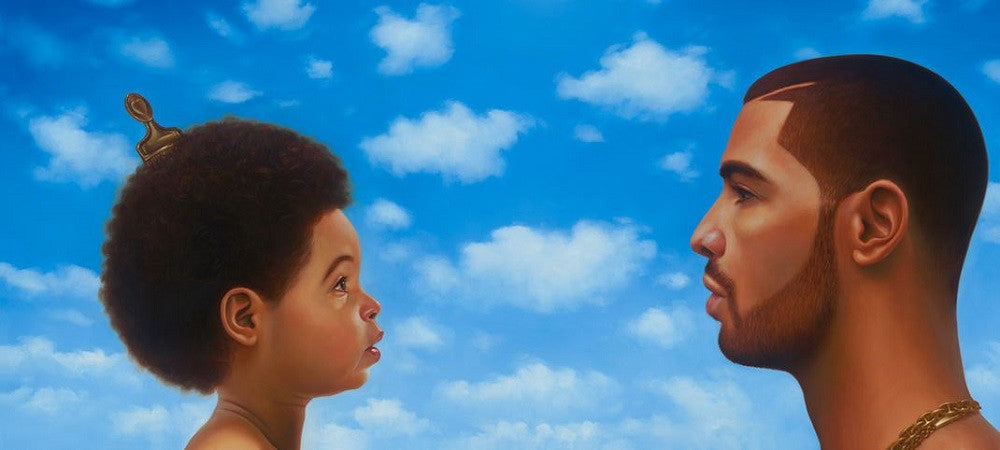 Nothing Was The Same - 30x15 limited edition - Kadir Nelson