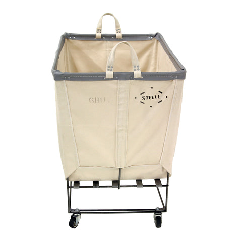 Canvas Elevated Truck - Permanent Style 6 Bu