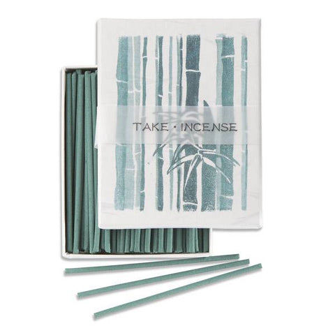 Kousaido Hanga Bamboo Incense Sticks