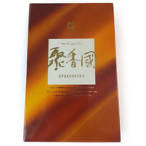 Baieido Shu Koh Koku Incense 170 Sticks