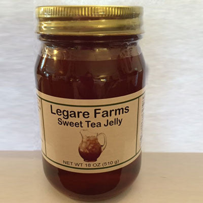 Sweet Tea Jelly