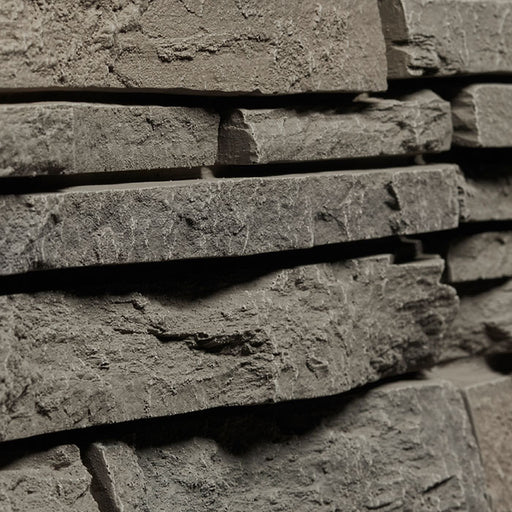 Stacked Stone - Grey Brown